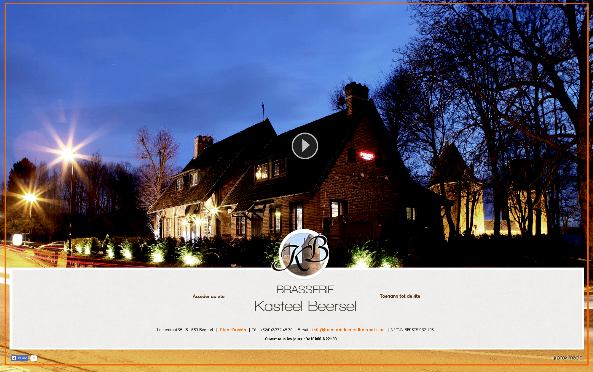 Brasserie Kasteel Beersel - Etape_01_intro-video